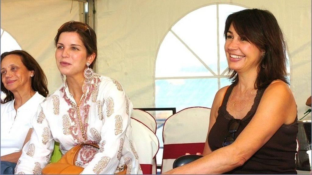 Margarita Vargas mantiene una fantástica relación con su suegra