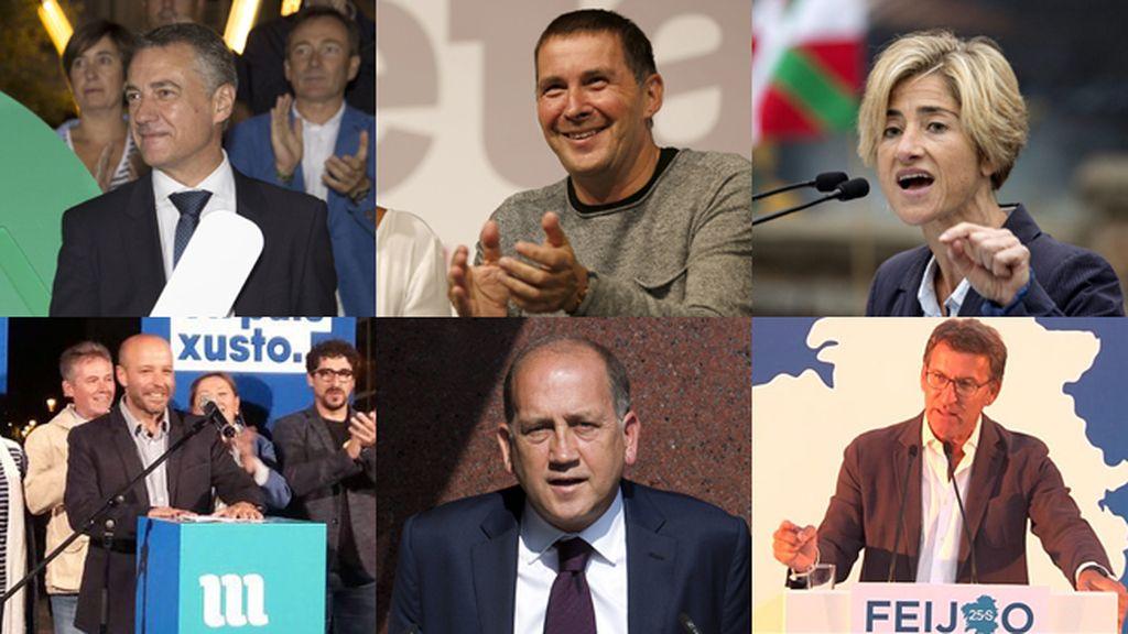 Galicia y País Vasco arrancan la campaña como posible llave para el desbloqueo