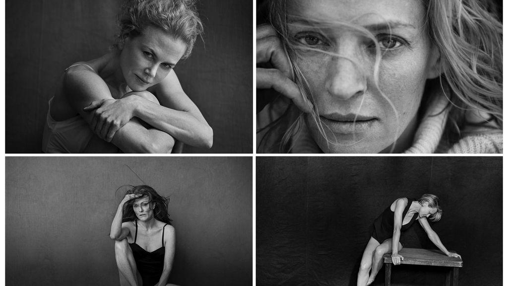 El Calendario Pirelli 2017 exhibe a grandes actrices de Hollywood