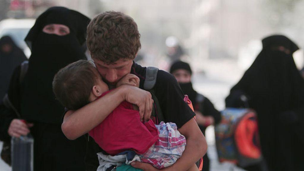2.000 días de guerra civil en Siria