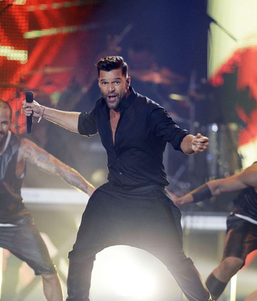 Ricky Martin presentó su canción para el Mundial, 'Vida'