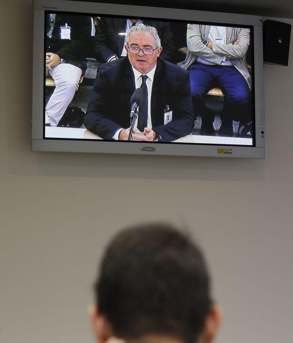 Francisco Verdú declara en el juicio de las tarjetas black