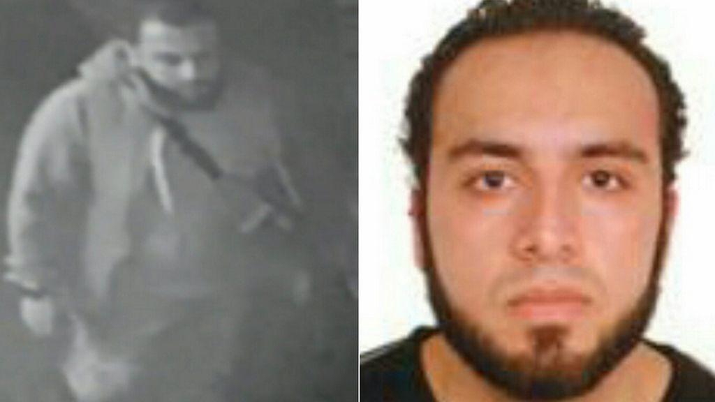 Detenido el presunto responsable del atentado de Manhattan