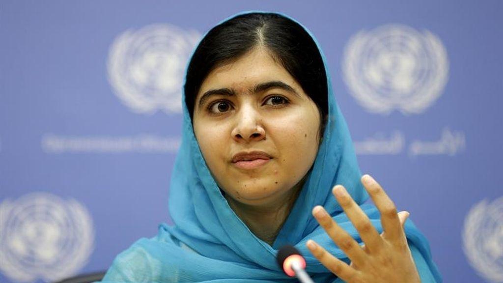 """Malala denuncia que el mundo """"ha perdido la humanidad"""" con respecto a Siria"""