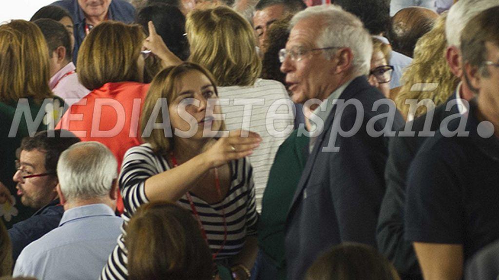 Josep Borrell, crítico con los críticos