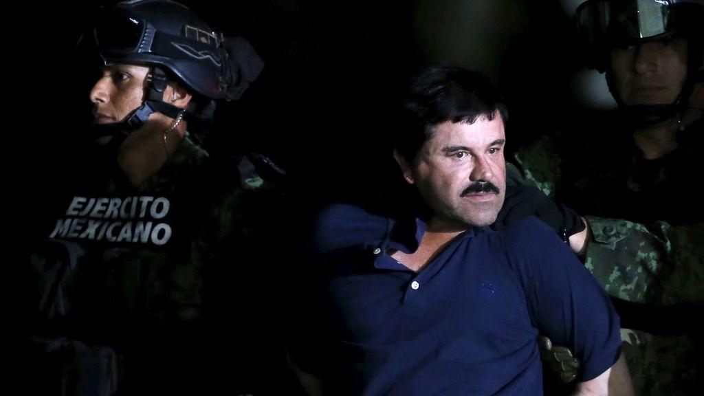 El chapo Guzmán volverá  al prisión de la que se fugó