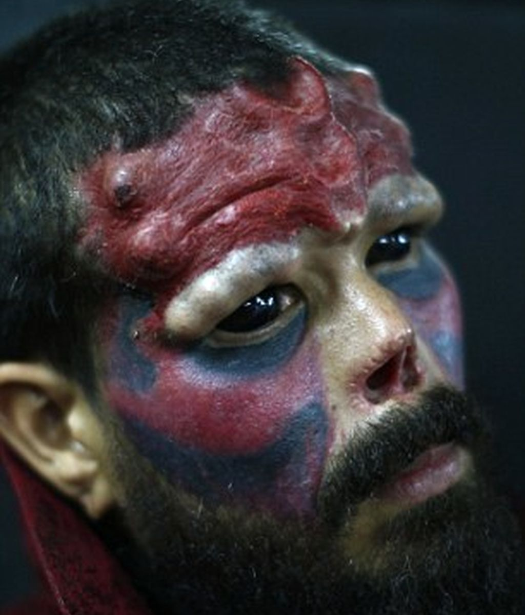 El venezolano Henry Damon alcanza su sueño de convertirse en el enemigo de Steve Rogers