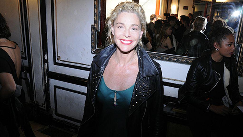Belén Rueda, una de las invitadas estrella de la noche
