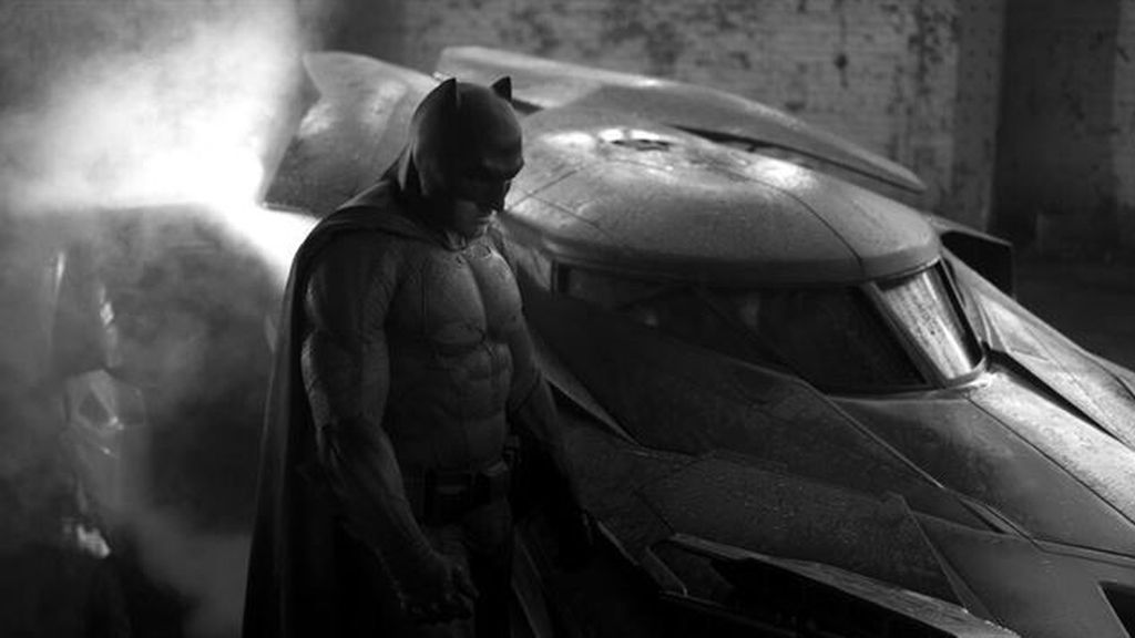 Ben Affleck ya es Batman