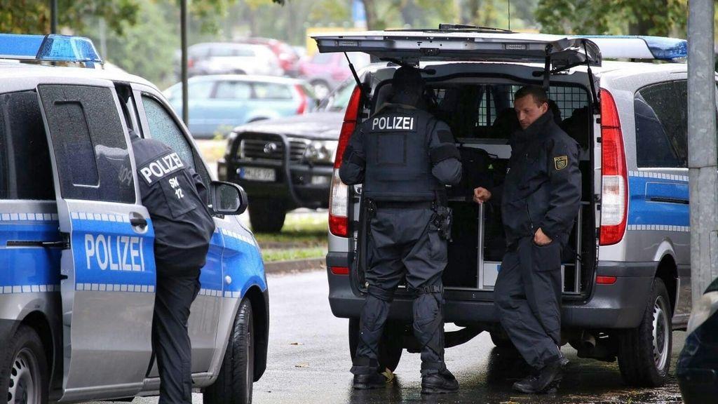 Intento de atentado en Alemania