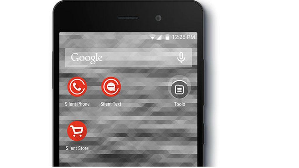 Blackphone 2, Silent Circle, smartphone reserva