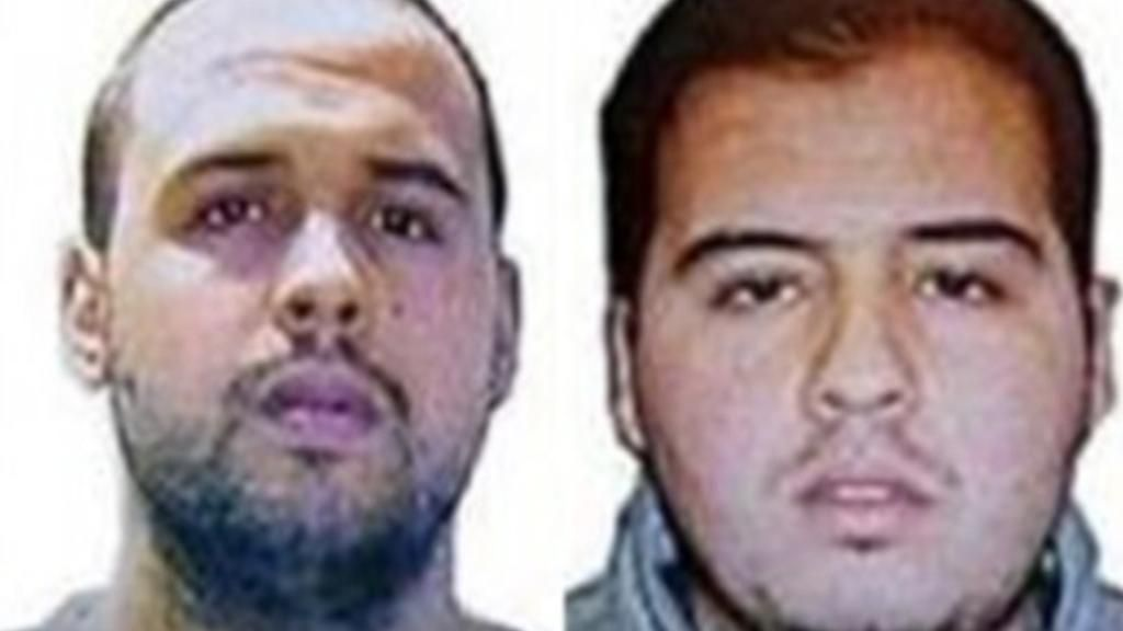 Jalid el Bakraui, Brahim el Bakraui, hermanos el Bakraui, terroristas Bruselas