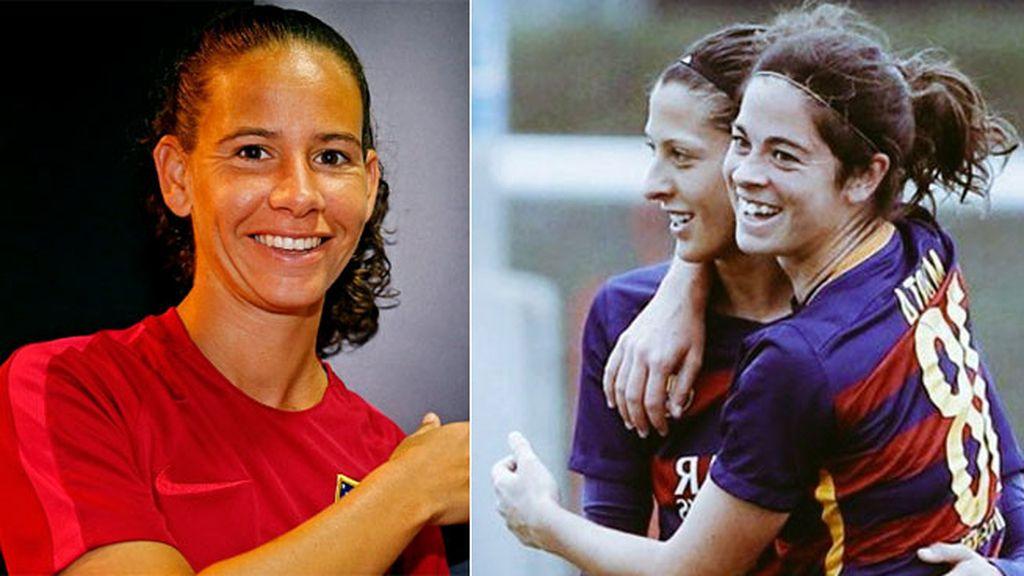 Alexandra Rosillo y Marta Torrejón, también a la defensa