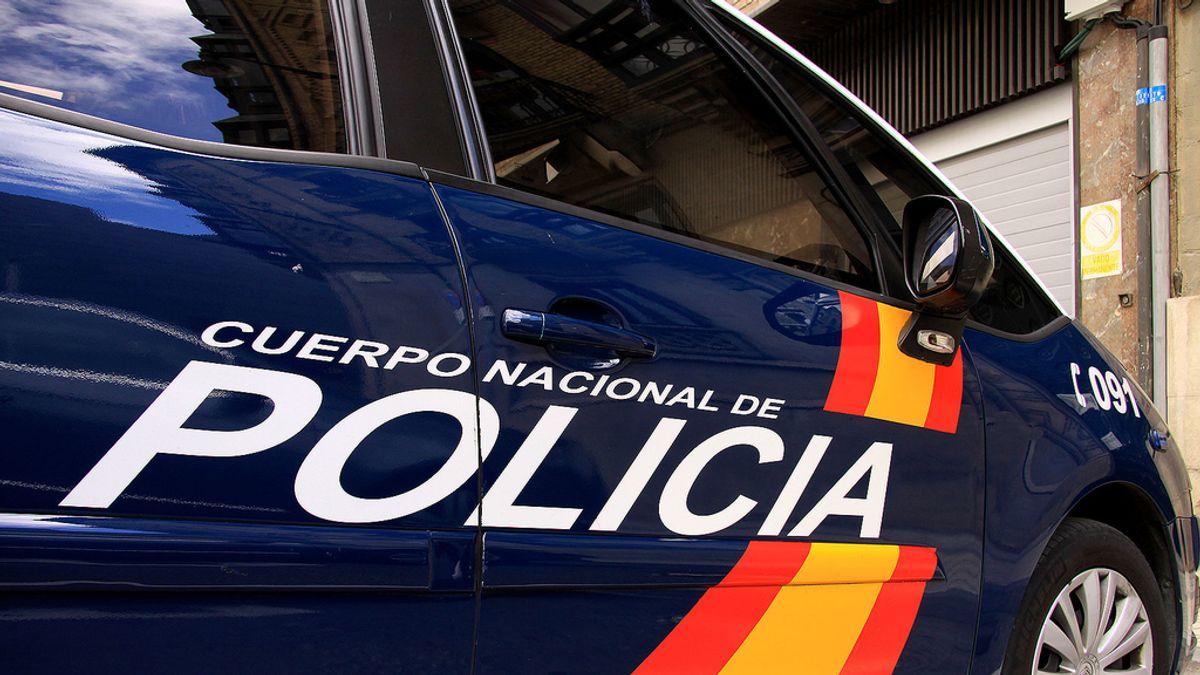 coche policía, Policía, Policía Nacional