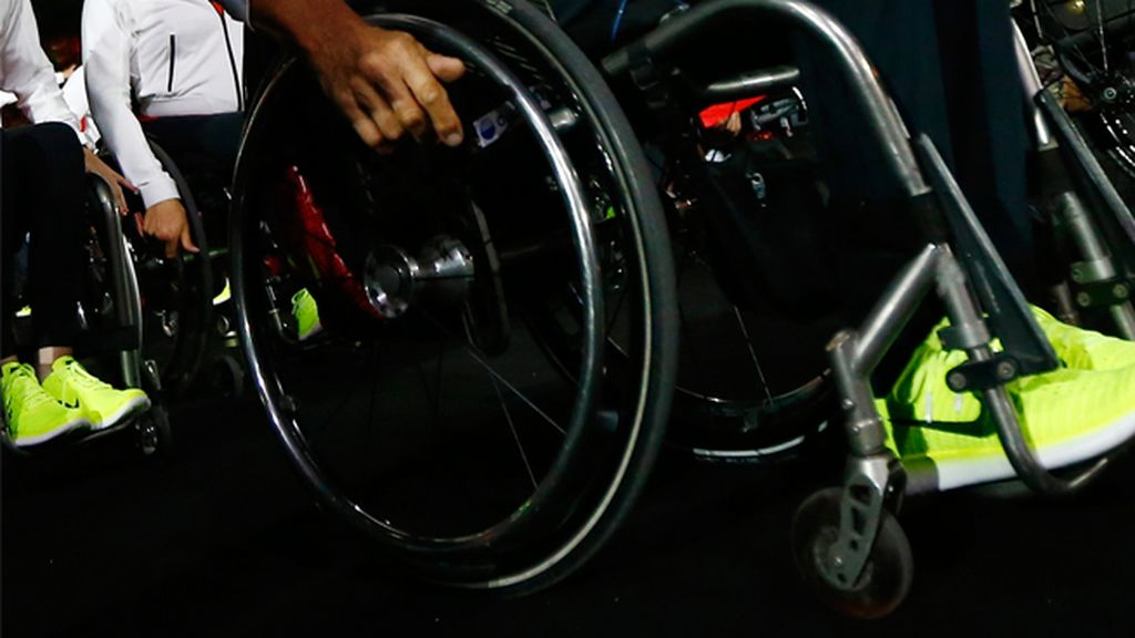 Boosting,Juegos Paralimpicos