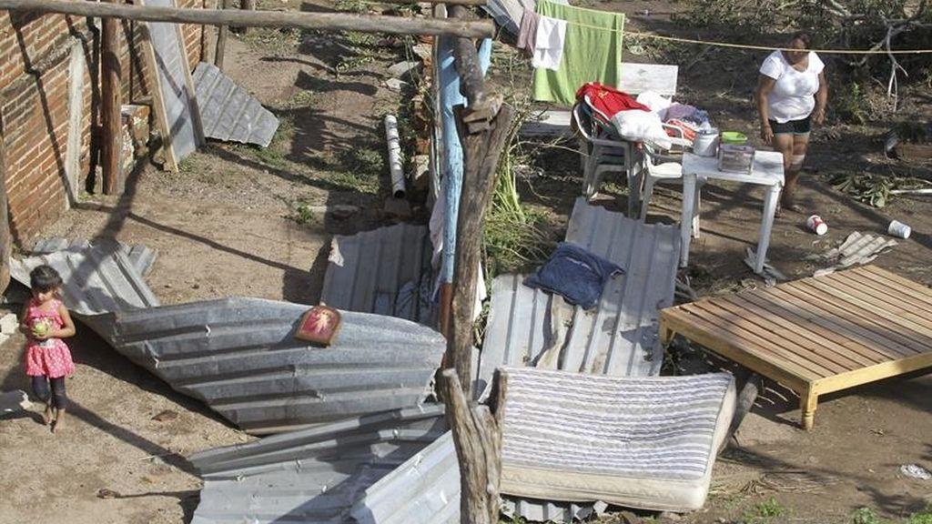 """México levanta la """"alerta preventiva"""" en tres estados tras el paso del huracán 'Patricia'"""