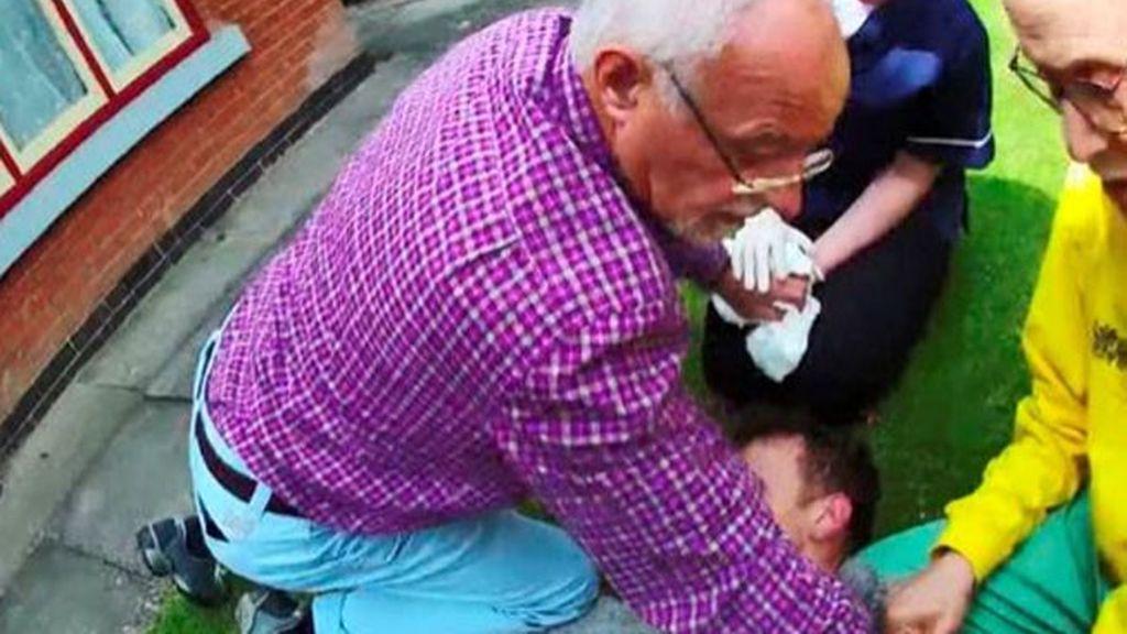 Pensionistas capturan a un ladrón al que la Policía trataba de atrapar desde hace 18 meses