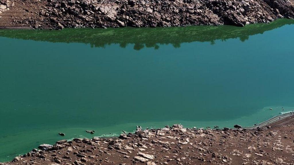 El río Litani, el más importante del país