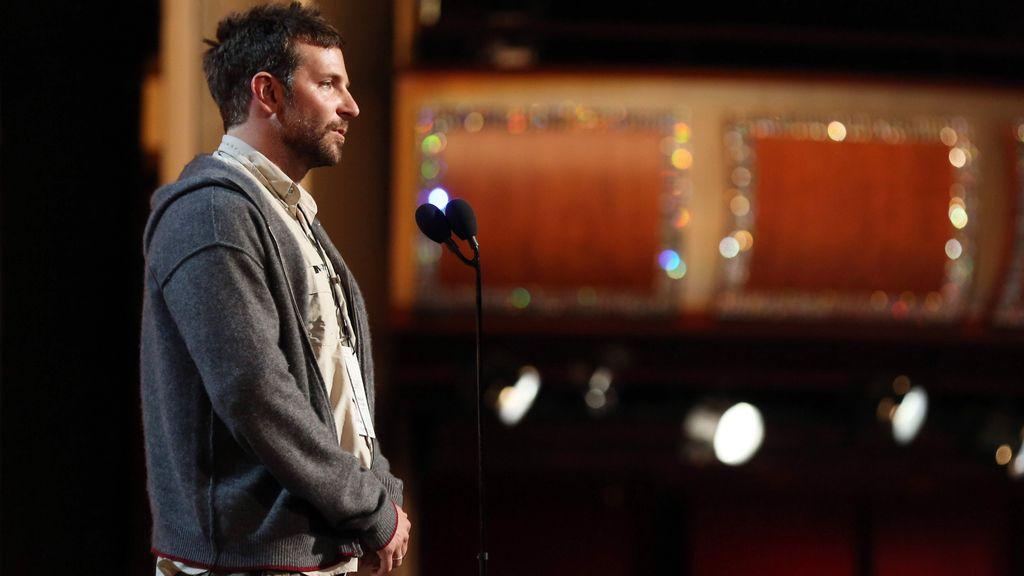 Bradley Cooper también está nominado