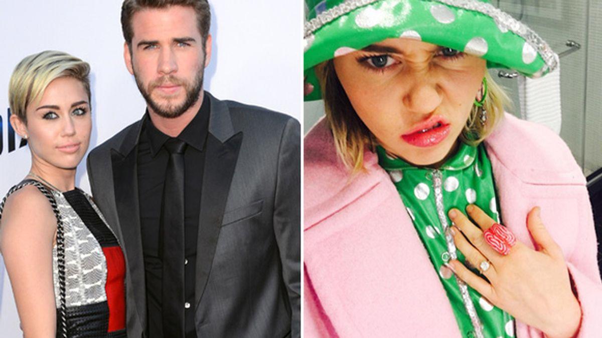 Miley Cyrus y Liam Hemsworth, ¿comprometidos por segunda vez?