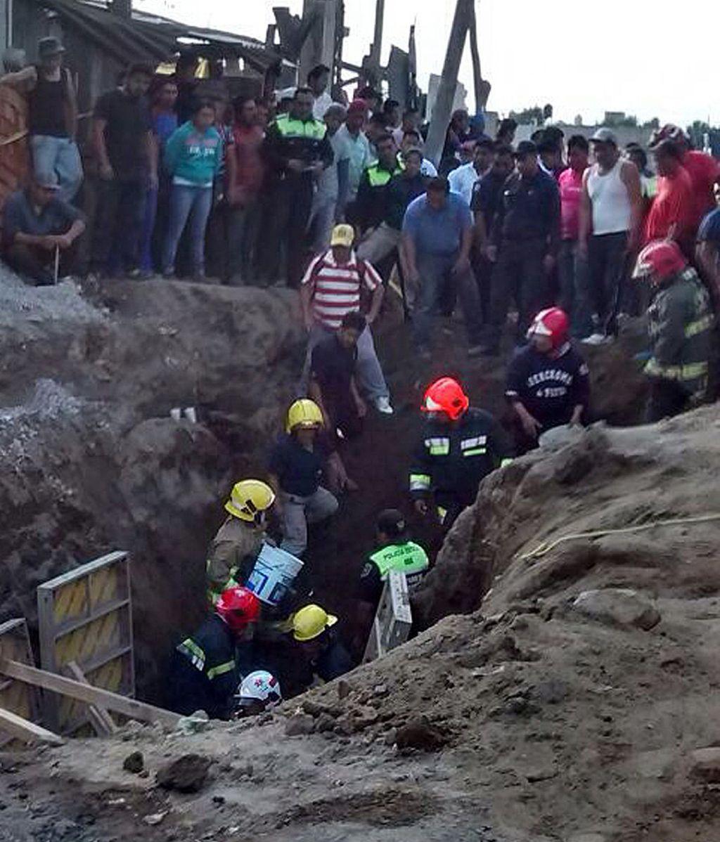 Terremoto en México