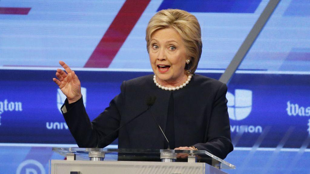 Hillary Clinton, número 2 entre las 100 mujeres más poderosas
