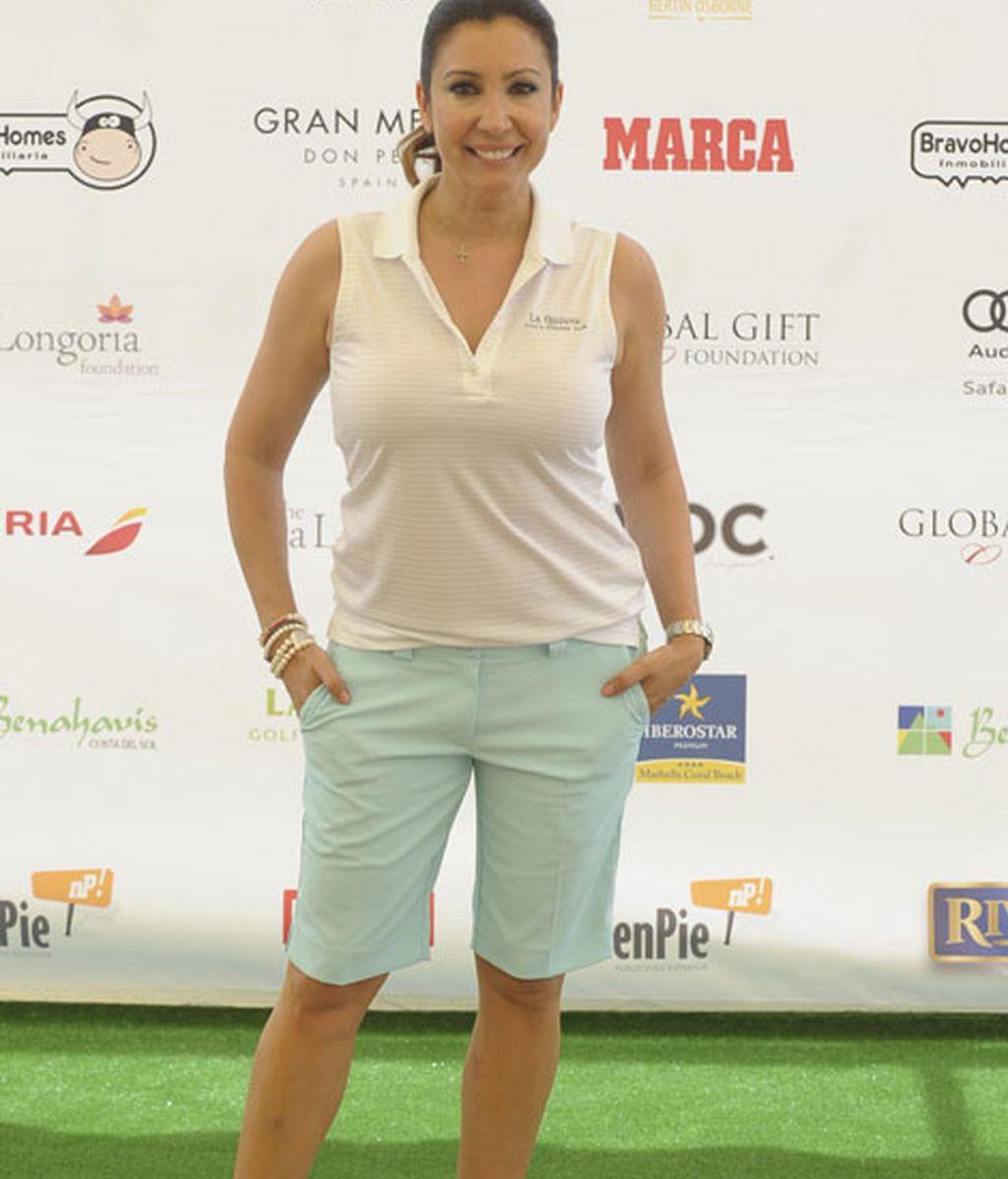 María Bravo, fundadora de Global Gift