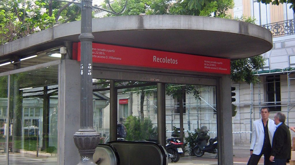 Estación de Recoletos