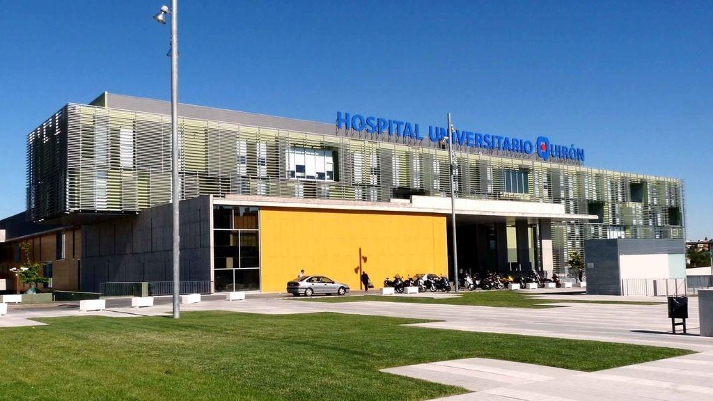 Hospital Universitario Quirónsalud Madrid, Pozuelo de Alarcón