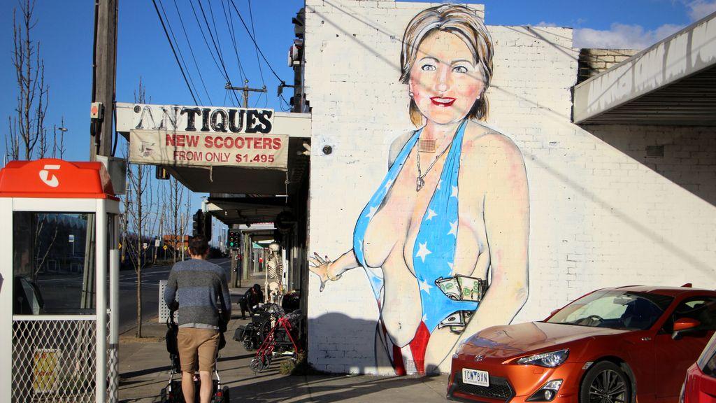 El lado más macarra de Hillary Clinton