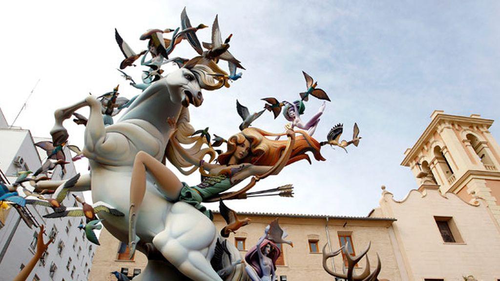 Las Fallas de Valencia, más cerca de ser Patrimonio Inmaterial de Humanidad