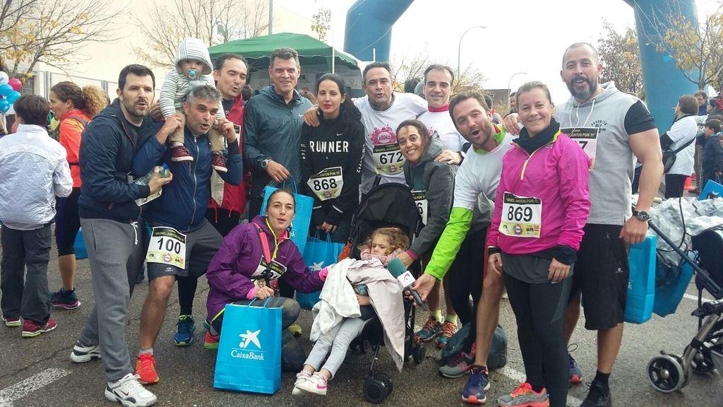 Brunojuntosporti, carrera, runners, Bruno