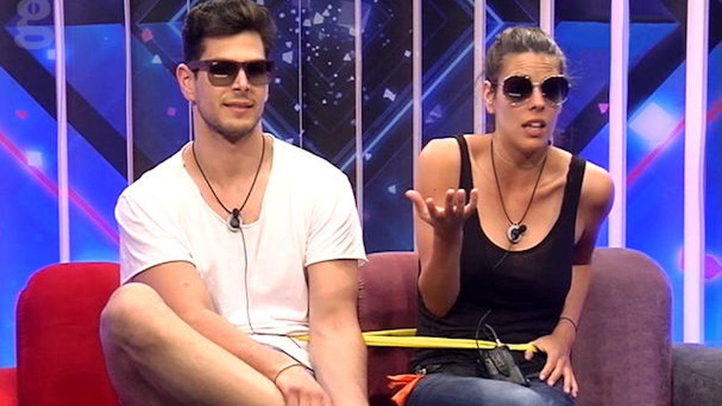 Alejandro y Laura