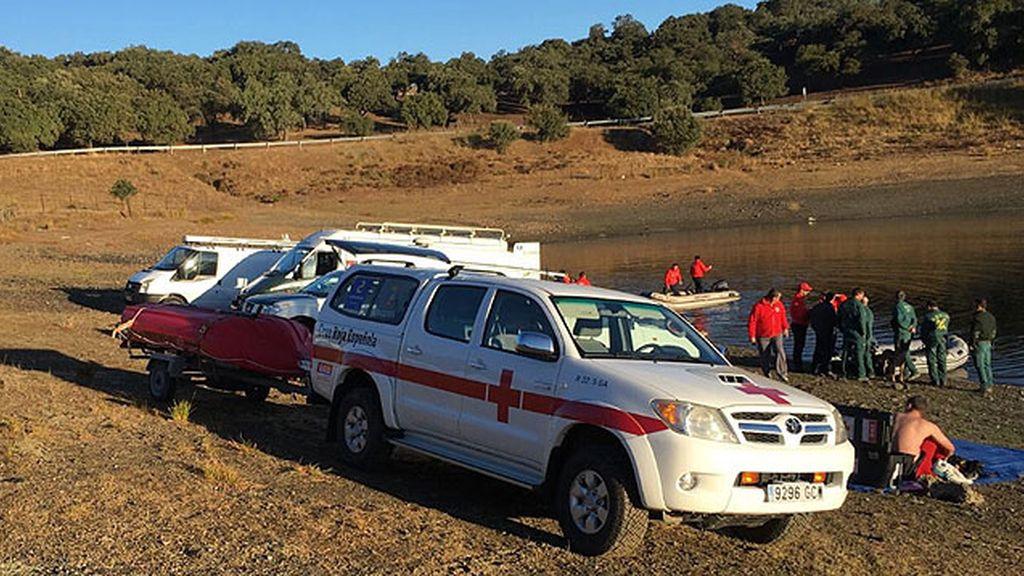 Batida infructuosa en la búsqueda de Manuela Chavero en Monesterio (Badajoz)