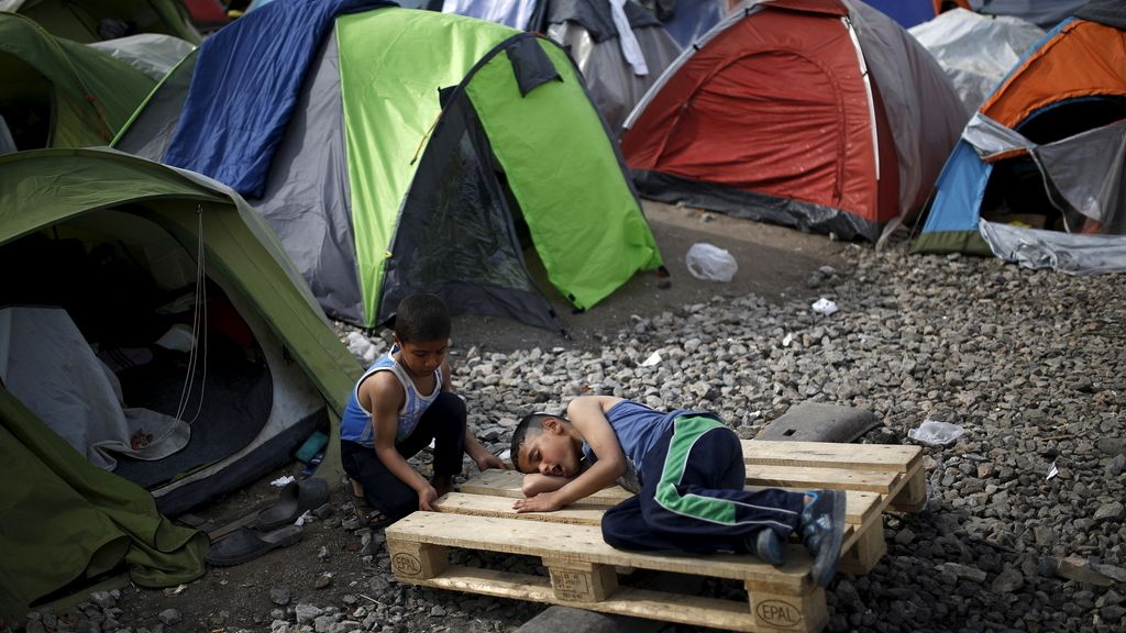 Bruselas asegura que trabaja para mejorar las condiciones de los refugiados