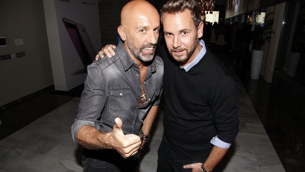 Arnaud Maillard y Álvaro Castejón, los Alvarno