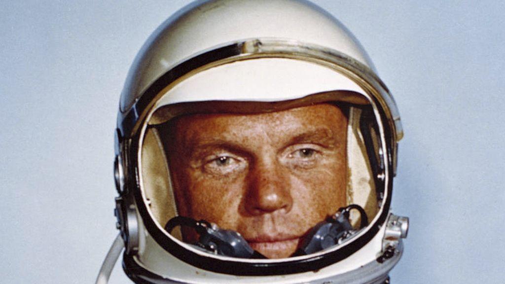 Muere John Glenn, el primer astronauta estadounidense en orbitar la Tierra