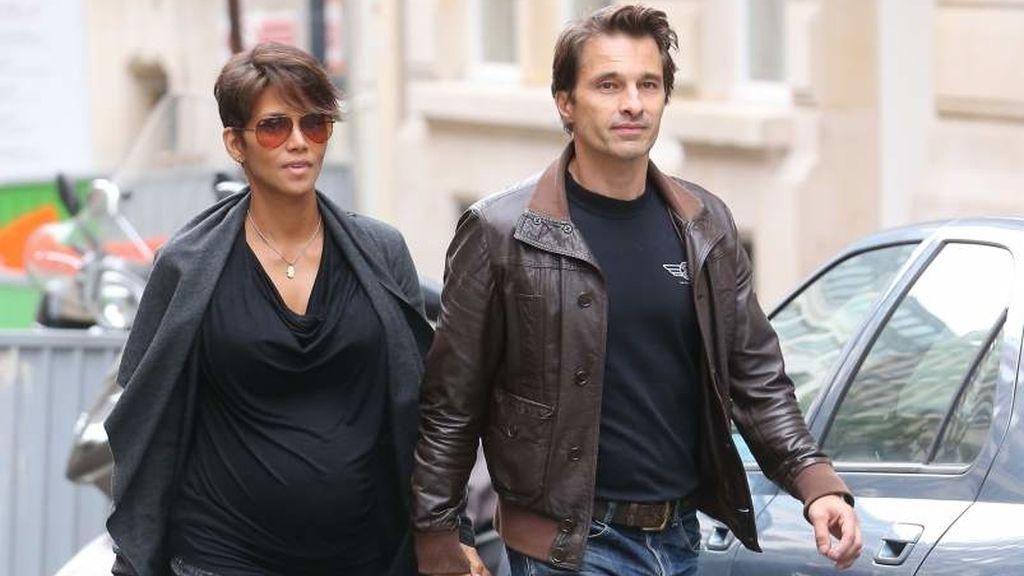 Halle Berry y Olivier Martínez paralizan su divorcio