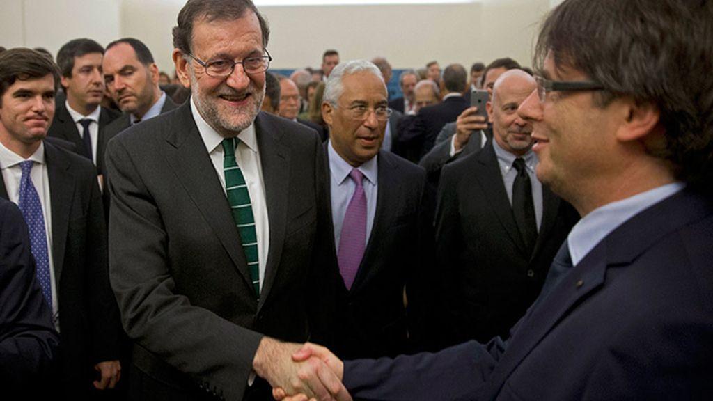 """Rajoy: """"La integración, la interconexión, la unión, son los signos de nuestro tiempo"""""""