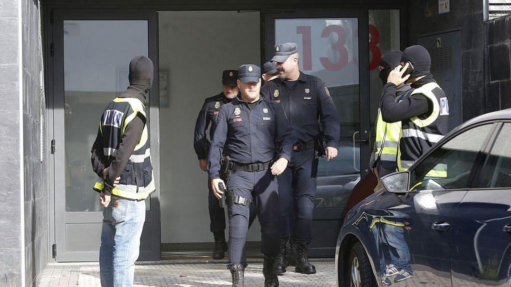 Un detenido en San Sebastián en una operación contra el terrorismo yihadista