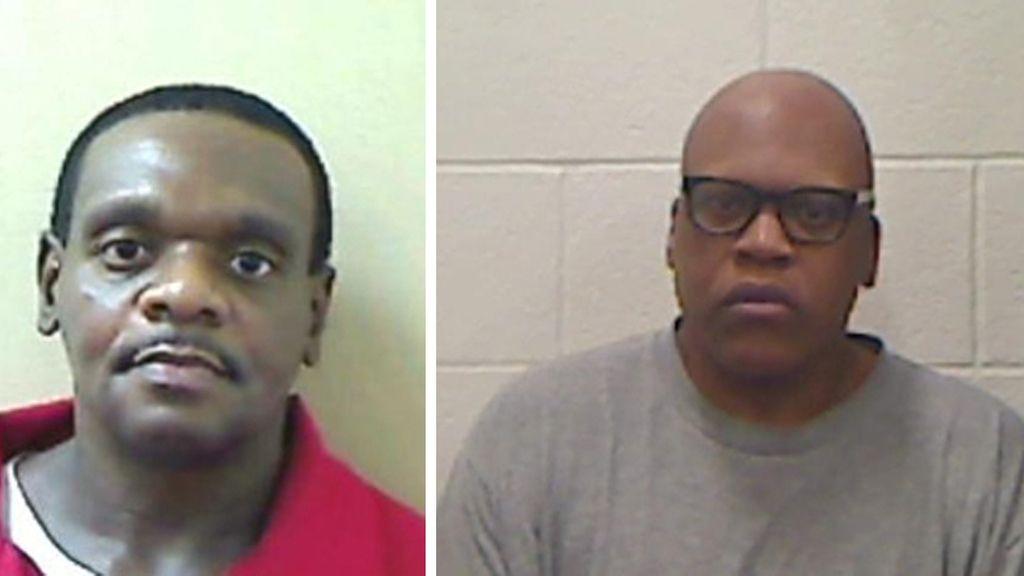 Henry McCollum, de 50 años, y Leon Brown, de 46