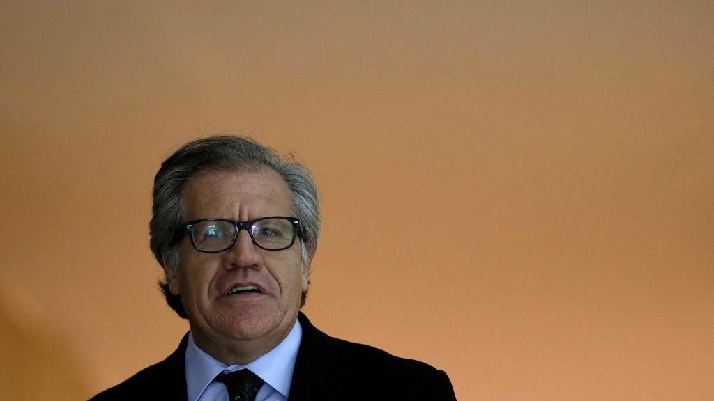 Luis Almagro, secretario general de la Organización de los Estados Americanos