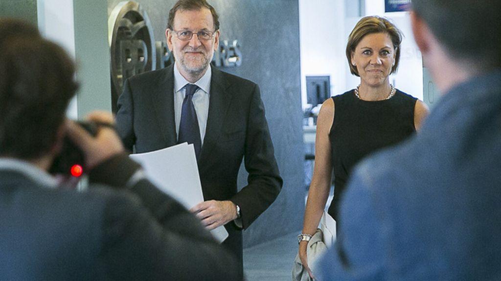 El PP registra su reforma para poder adelantar las elecciones al 18 de diciembre