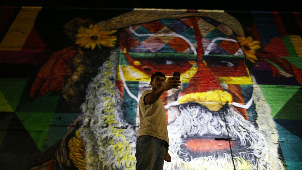 Las calles de Río ya están decoradas para los Juegos