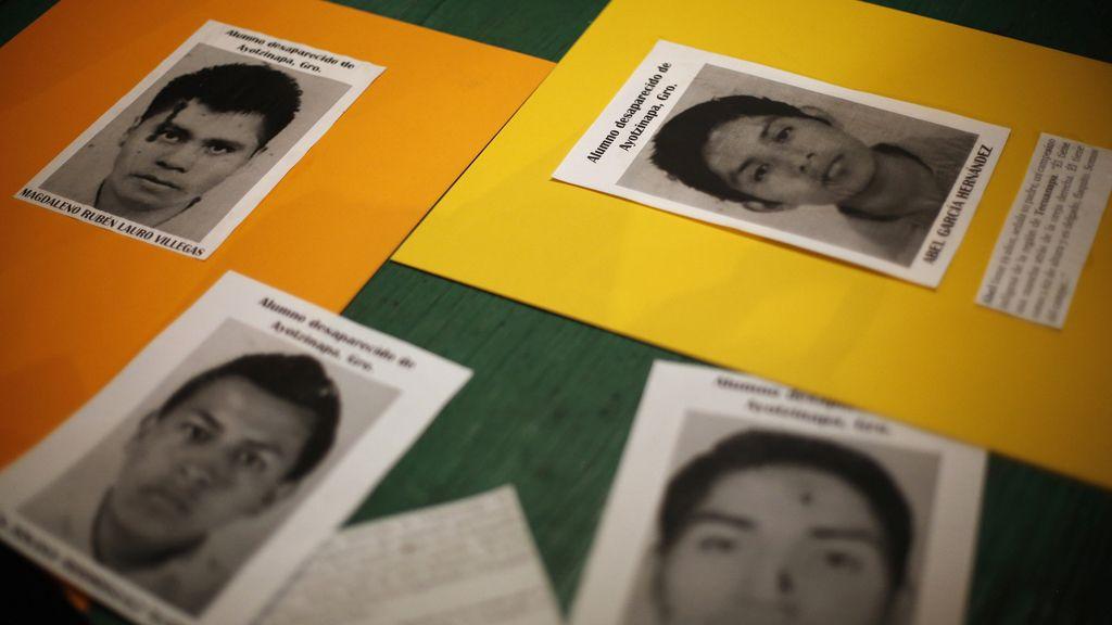 El ADN revela que los cuerpos hallados en las fosas no son de los estudiantes desaparecidos