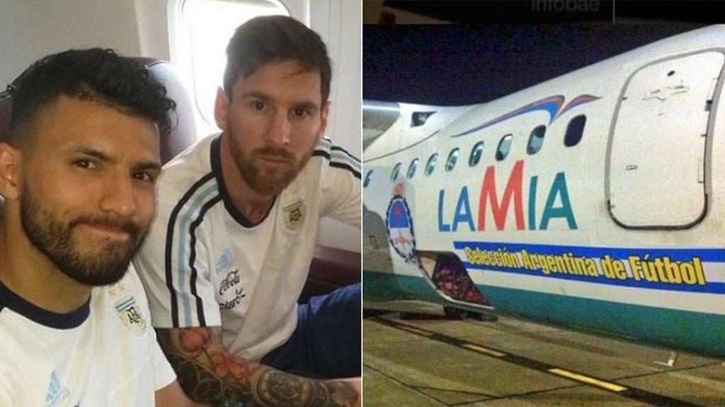 Accidente Chapecoense,Leo Messi