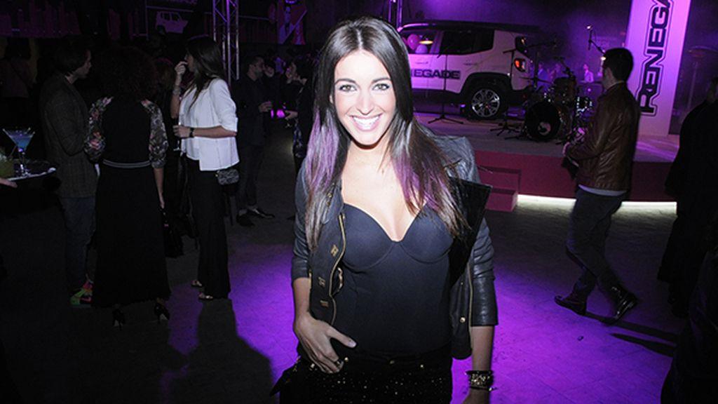 Noelia López con un total look de ByDanie