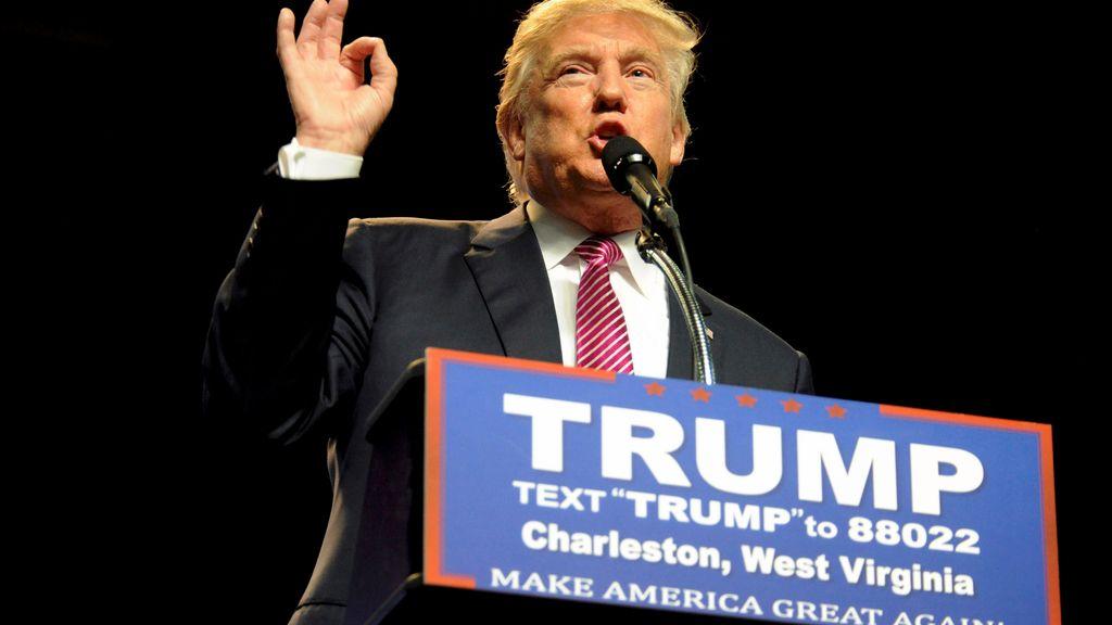 Trump solo en su carrera, pero sin los delegados suficientes