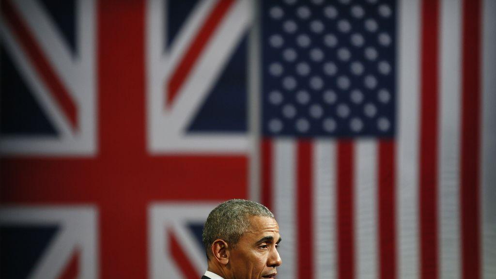 Obama en Reino Unido