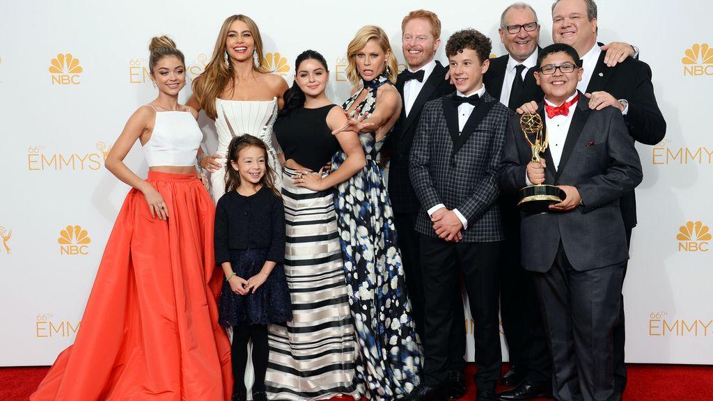 'Braking Bad' y 'Modern Family', las vencedoras de los Emmy